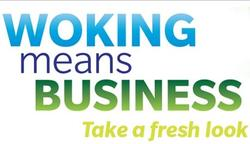 Headline are exhibiting at Woking Means Business 2018